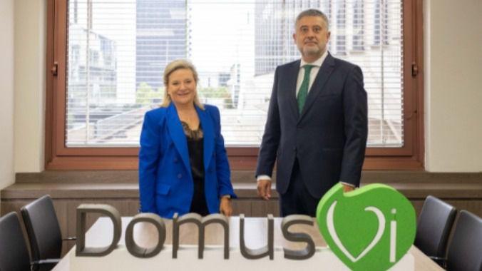 DomusVi nombra a José María Pena como nuevo Consejero Delegado y a Josefina Fernández como Presidenta Institucional.