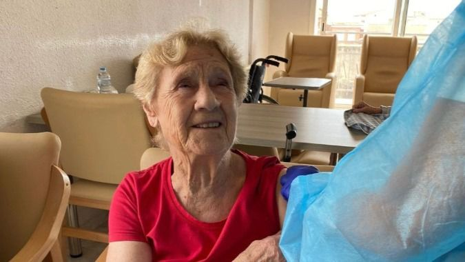 Grupo Mimara administra ya a sus residentes la tercera dosis contra la covi-19