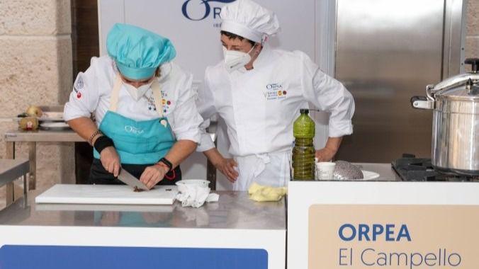 ORPEA pone en valor la cocina de las residencias en su V Torneo de Cocina