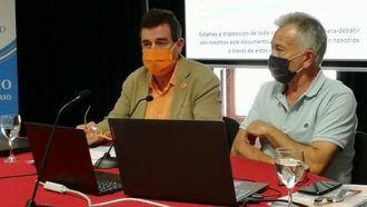José Manuel Ramírez y Gustavo García.