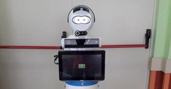 Innovación y residencias: Robots para los cuidados a las personas mayores