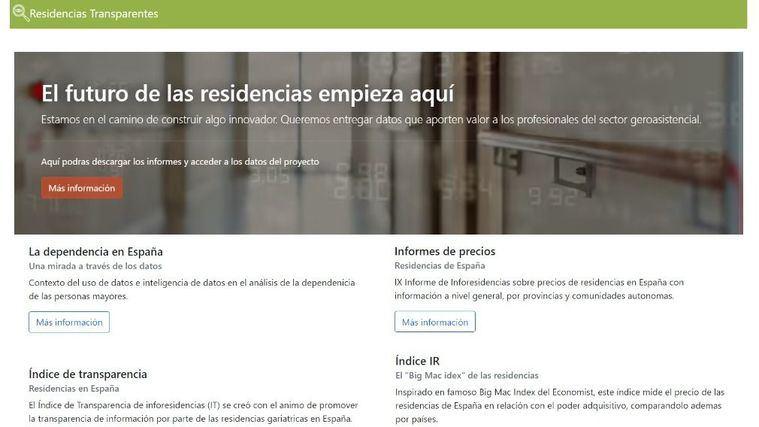 Residenciatransparentes.com