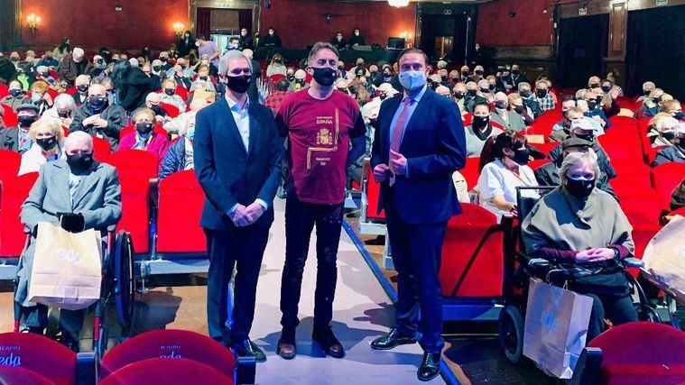 AESTE y EDP ganan el oro en los Premios Eventoplus como mejor acción de RSC con 'Volver a reír'