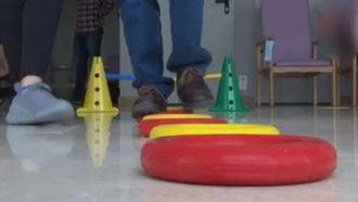 Grupo Albertia y la Fundación Siel Bleu trabajan en conjunto para mejorar la condición física general de los residentes.