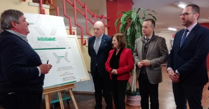 Andalucía invierte 12,1 millones en la modernización y ampliación de residencias y Centros de Participación Activa
