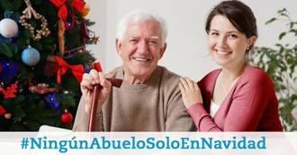 SUPER Cuidadores entrega a Adopta un Abuelo el 2% de su facturación para paliar la soledad de los mayores