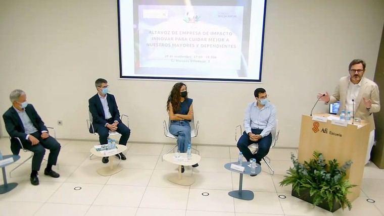 La Fundación Afi valora los 3 retos a los que se enfrenta la atención domiciliaria en España