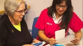 El programa de prevención de caídas de Albertia reduce un 23,5% las caídas de los mayores en su primer año