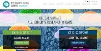 La Cumbre del Alzheimer se cita en Lisboa para septiembre