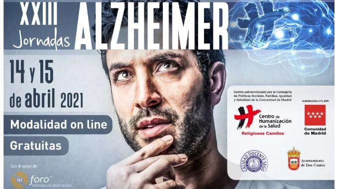 Las XXIII Jornadas de Alzheimer, con el cuidado al enfermo y la familia