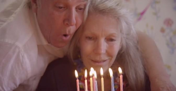 'El amor nunca se olvida', un cortometraje que sirve de homenaje a cuidadores y enfermeros