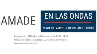 AMADE lanza un espacio de radio para informar sobre la actualidad de las personas mayores