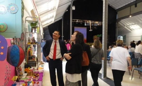 Más de 800 mayores en el VI Encuentro Intercentros de AMADE