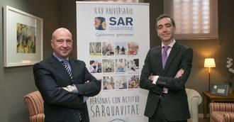 AMADE y SARquavitae en Madrid cumplieron con su campaña 'Ningún mayor solo en Navidad'