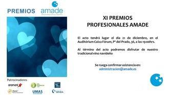 La Asociación Madrileña de la Dependencia convoca sus VII Premios