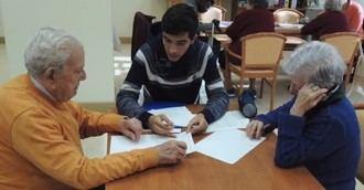Visto en la red: Intercambio intergeneracional en Amavir Alcalá de Henares