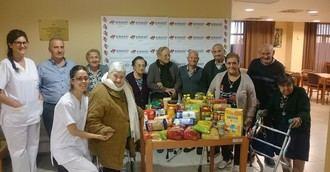 Amavir se suma la 'Gran Recogida' y dona 2.100 kilos al Banco de Alimentos
