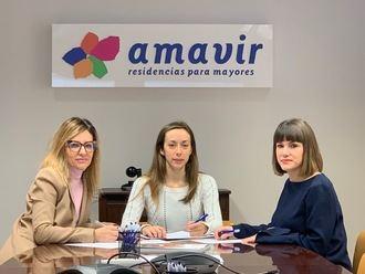 Amavir colabora con FAFAL en proyectos de intervención e investigación sobre el alzhéimer