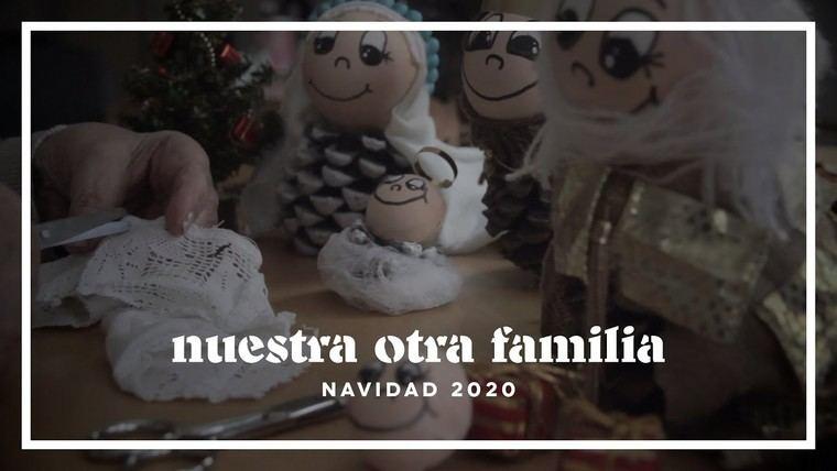 """Amavir felicita la Navidad con """"Nuestra otra familia"""" y el vínculo que une a mayores y los profesionales con los que viven"""