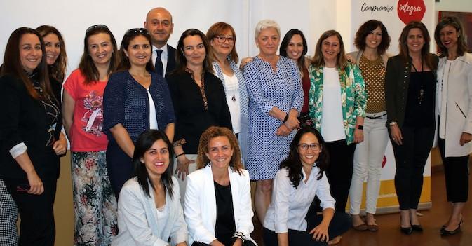 Amavir y Fundación Integra sensibilizan sobre violencia de género y discapacidad