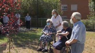 Amavir rinde homenaje a los residentes que fallecieron víctimas del Covid-19