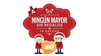 Amavir colabora un año más con la campaña 'Ningún mayor sin regalos en Navidad'