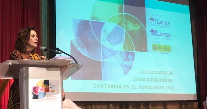 """Ana Belén Álvarez: """"La longevidad es uno de los mayores logros y al tiempo uno de los mayores retos"""""""