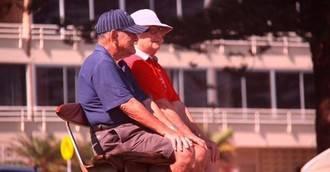 A peores condiciones en casa, más limitaciones para los mayores