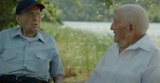Visto en la red: Polémica con un vídeo que reúne a dos soldados de la Guerra Civil