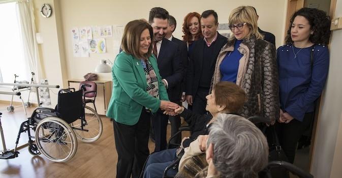 Más de 148 millones para la atención a la dependencia en la provincia de Granada