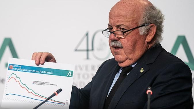 Andalucía reforzará la coordinación del personal sanitario de las residencias con el equipo de Atención Primaria