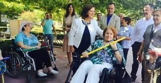 Sánchez Rubio destaca el avance que supondrá para Andalucía la Ley de Servicios Sociales