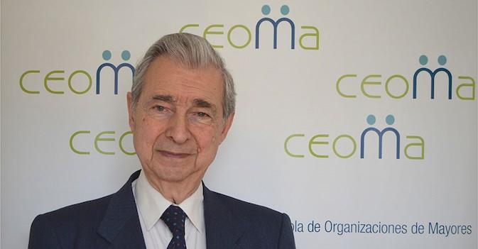 Ángel Quesada Lucas, nuevo presidente de CEOMA