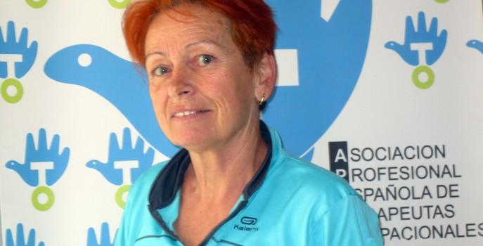 Ana Vicente: 'La ayuda a domicilio que se ofrece es para hacer de asistenta'
