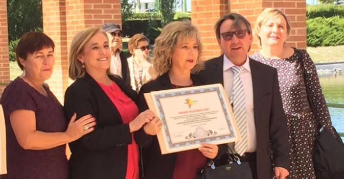 COPEAMA concede el Premio a la Excelencia a ARADE