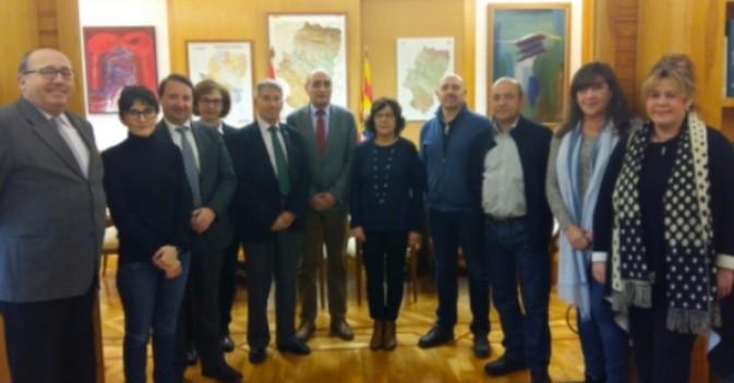 Aragón contará con su propia Comisión de seguimiento sobre la Dependencia