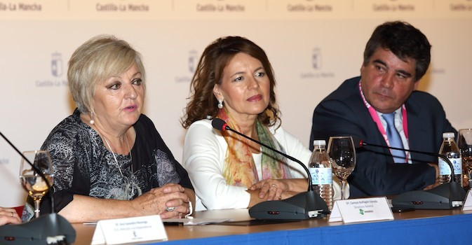 Éxito de la primera jornada de atención centrada en la persona en Castilla-La Mancha