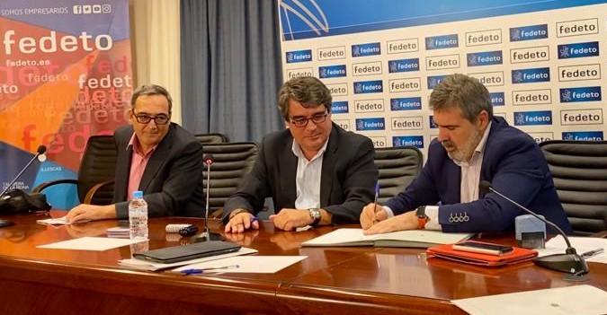 Convenio de colaboración entre la Asociación Edad Dorada y Mensajeros de la Paz CLM y Galicia y ARTECAM