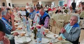 ASCEGE reúne en Candás a cerca de 300 personas en su cuarto encuentro anual