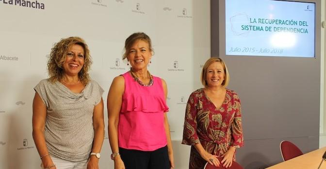 """Castilla-La Mancha destaca la recuperación"""" del Sistema de Dependencia en la región"""