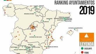 34 ayuntamientos alcanzan la excelencia en inversión de servicios sociales