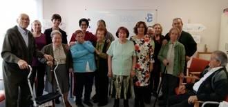 María Victoria Broto: 'El bienestar de los mayores es una prioridad para el Gobierno de Aragón'