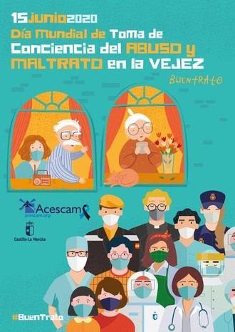 ACESCAM desea el compromiso de toda la sociedad para seguir mejorando el cuidado de las personas mayores