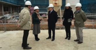 Caser residencial incorporará una unidad de convivencia en su centro de León