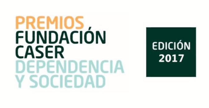 Convocados los VIII Premios Dependencia y Sociedad 2017 de la Fundación Caser