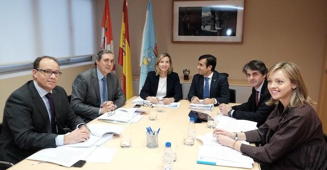 Castilla y León y Galicia trabajan juntas para innovar en materia de dependencia
