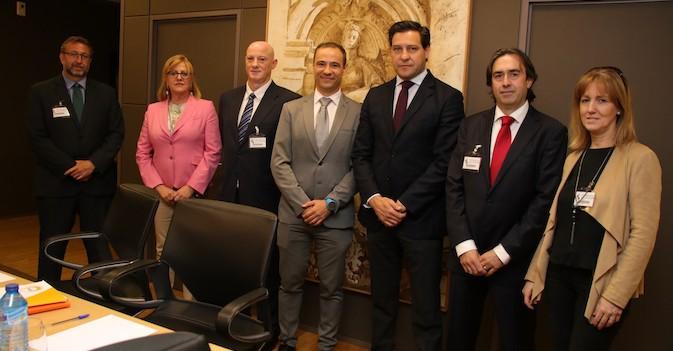 Castilla y León apoya a Ceaps-Acalerte para equiparar el IVA de la prestación de los servicios sociales al 4%