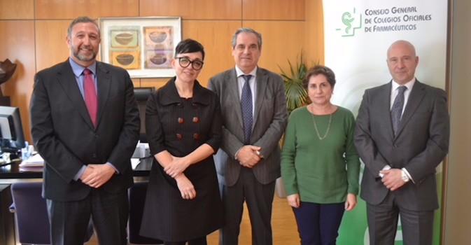 CEAPs abre vías de diálogo y colaboración con los farmacéuticos