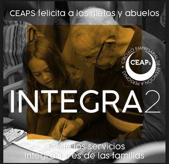 CEAPs reivindica el papel de las personas mayores como agentes integradores de las familias.