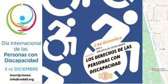 El CEDDD trabaja también por un futuro accesible en el Día Internacional de las personas con Discapacidad.
